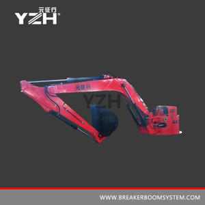 YZH-XL940 170° Rotating Fixed Type Pedestal Booms System