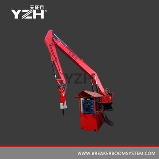 XL1400R Mobile Type Pedestal Rock Breaker Boom System