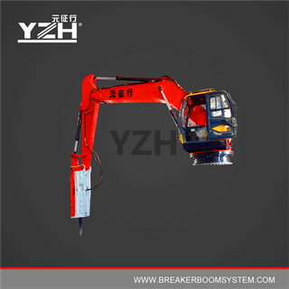 XL 1020 R Static Type Hydraulic Rock Breaker Boom System