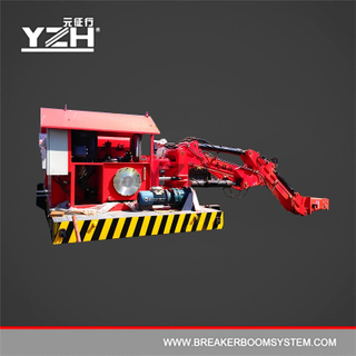 L 940 Fixed Type Manipulator Arm With Hydraulic Breaker