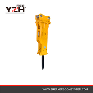 YZH Brand Mute Type Hydraulic Rock Breaker