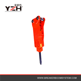 YZH Brand Top Type Hydraulic Jack Hammer Rock Breaker