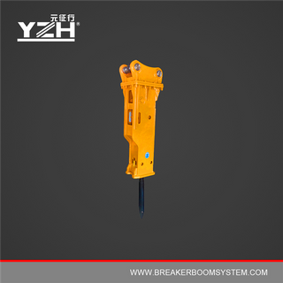 Mute Type Hydraulic Rock Hammers