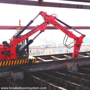 China Pedestal Boom System