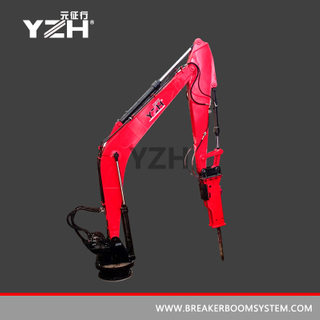 Quality Mobile Rock Breaker Boom Systems‎
