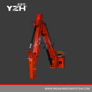 Fixed Type Pedestal Boom Breaker Systems