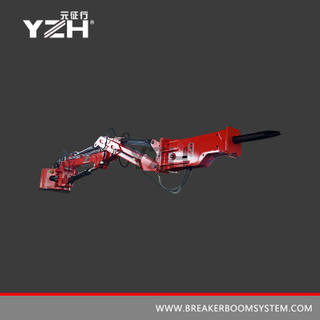 YZH-XL1020 170° Rotating Stationary Type Rockbreaker Boom Systems