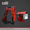 Hydraulic Pedestal Rock Breaker Booms System