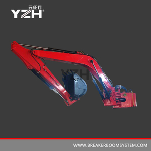 YZH-XL1020 Stationary Type Pedestal Robot Manipulator Booms